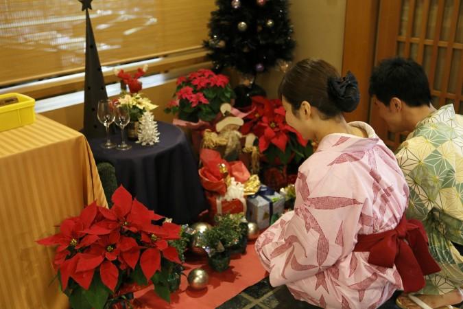 今年のクリスマスは、温泉で過ごしませんか?
