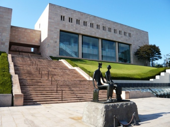 MOA美術館は3/7より1年間休業となります。