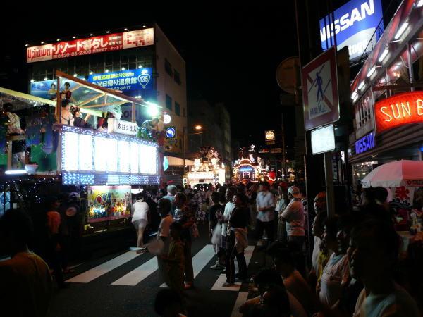 7月15日(金)と16日(土)は、熱海の夜が熱い!~熱海こがし祭り~