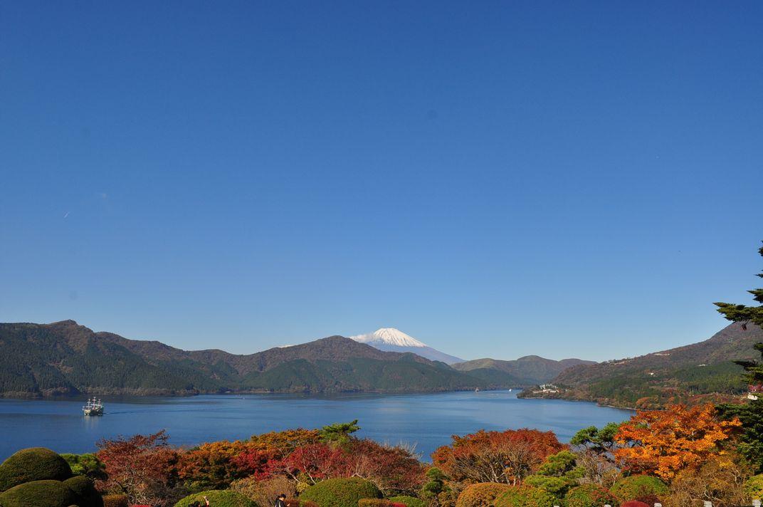 箱根の紅葉は見頃ですよ♪