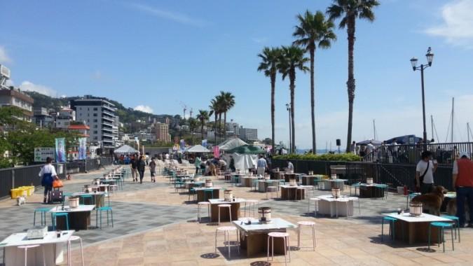 「春のあたみビール祭り」(5月3日と5月4日)が開催されます。
