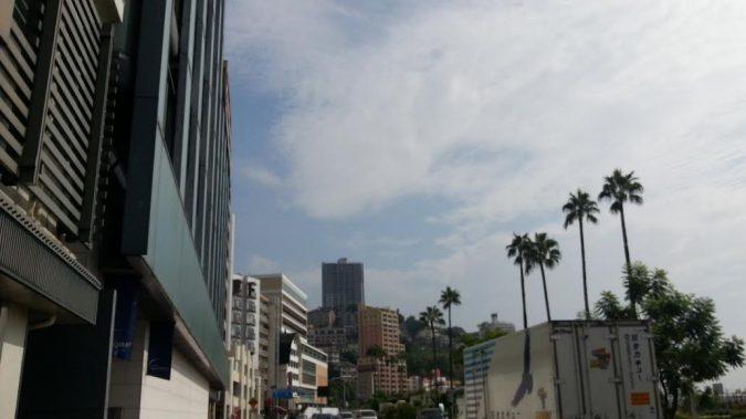 8月24日(水)朝から蒸し暑い天気です。