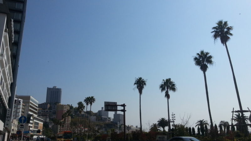 朝から暑い・・・・・・4月20日(金)