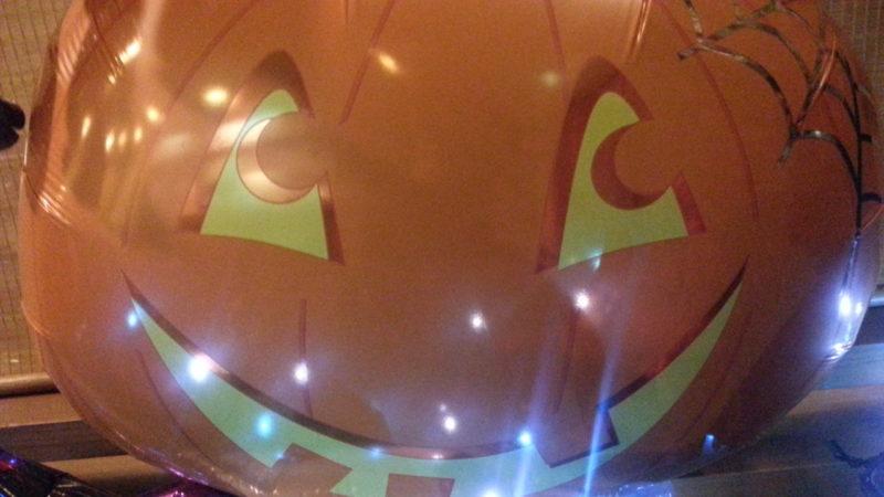 大月ホテル和風館の『ハロウィン』