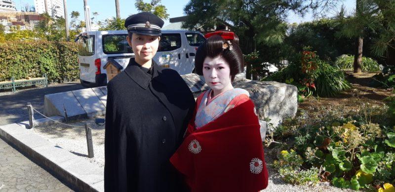 『第77回 尾崎紅葉祭』が開催されました。 1月17日 PM13:00~