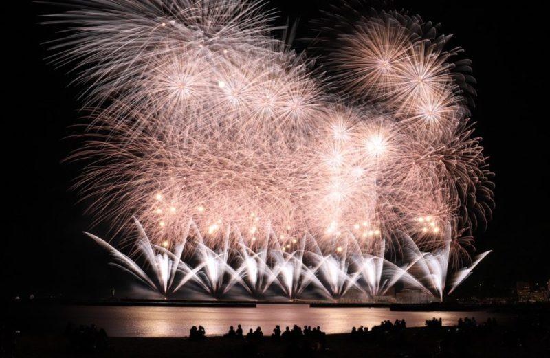 7月の熱海海上花火大会のご案内(7月26日と30日)