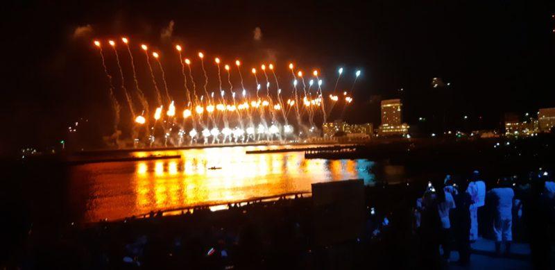 特大2尺玉花火が打ち上げられます。 8月30日(金)