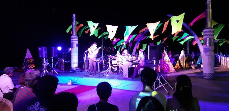 ~ムーンライトショー~10月8日まで『熱海芸術祭』