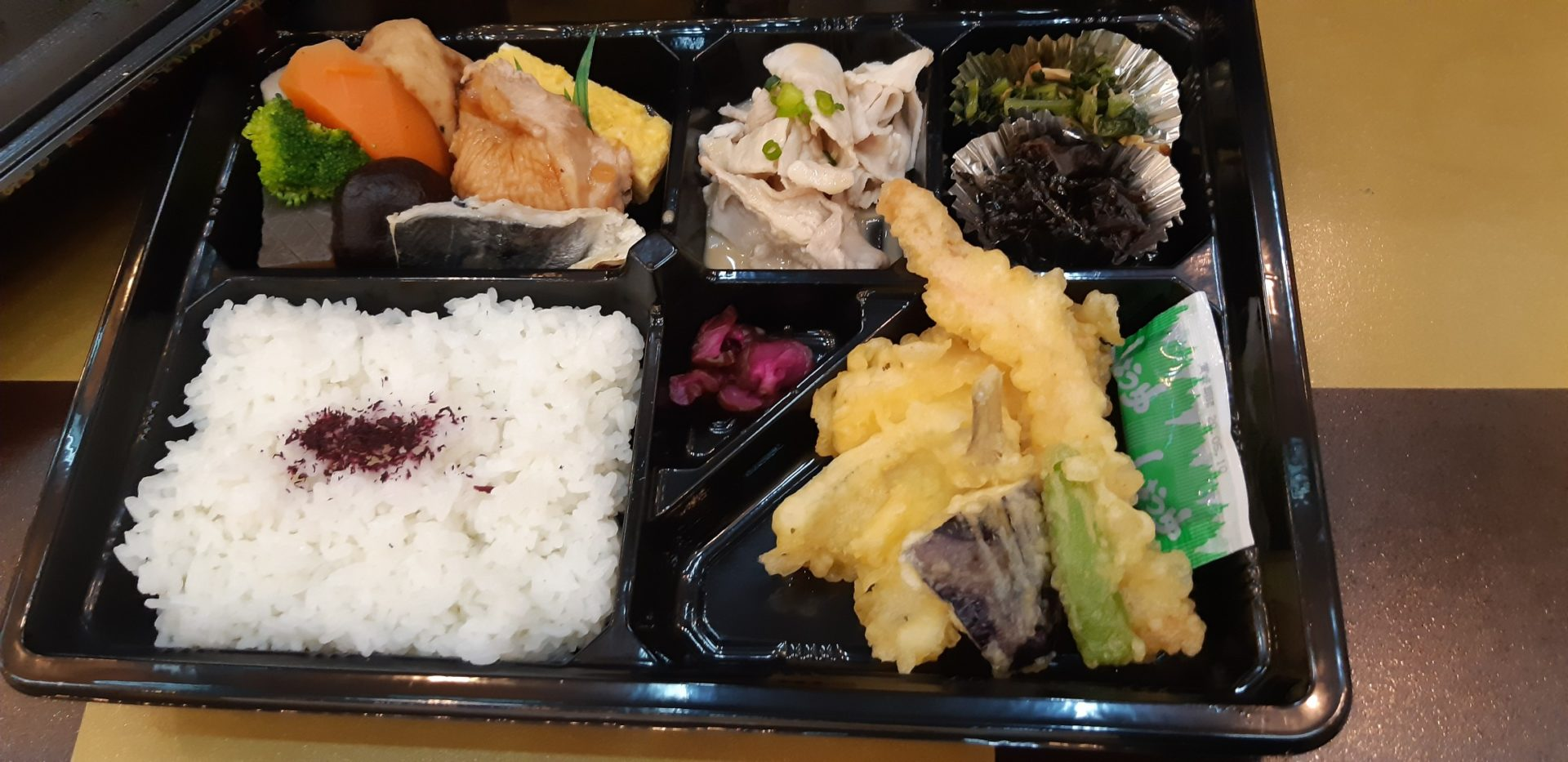 会議のお昼の『お弁当』