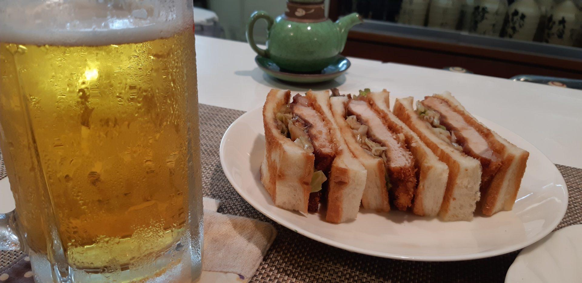 路地裏の小料理『竜田』は、洋食系もおススメです。