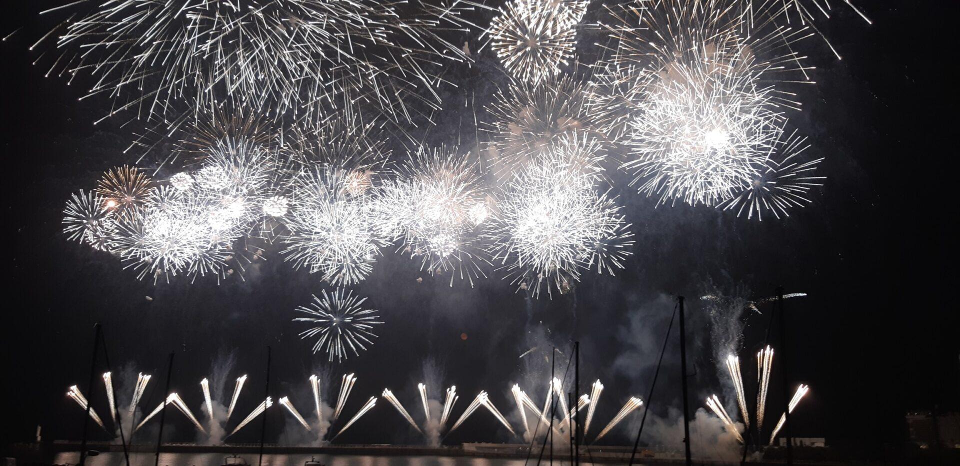 8月5日(水)熱海海上花火大会が開催されました。