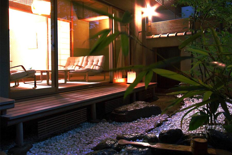 熱海 客室露天風呂