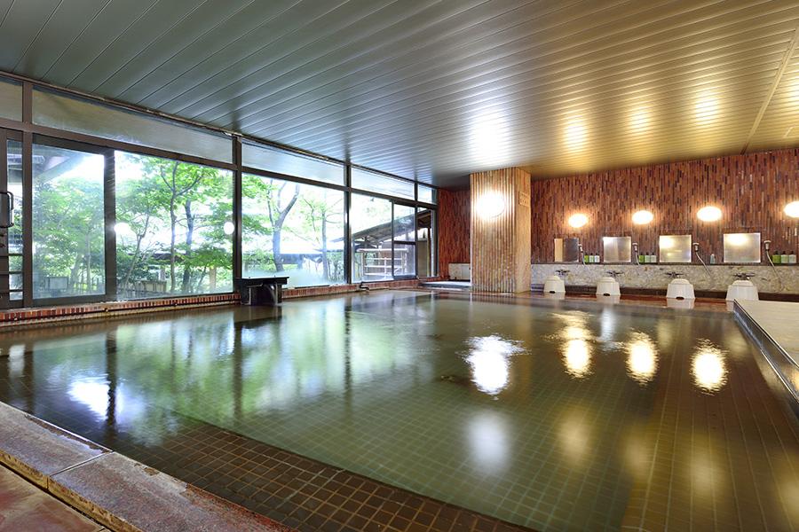 内風呂BATH